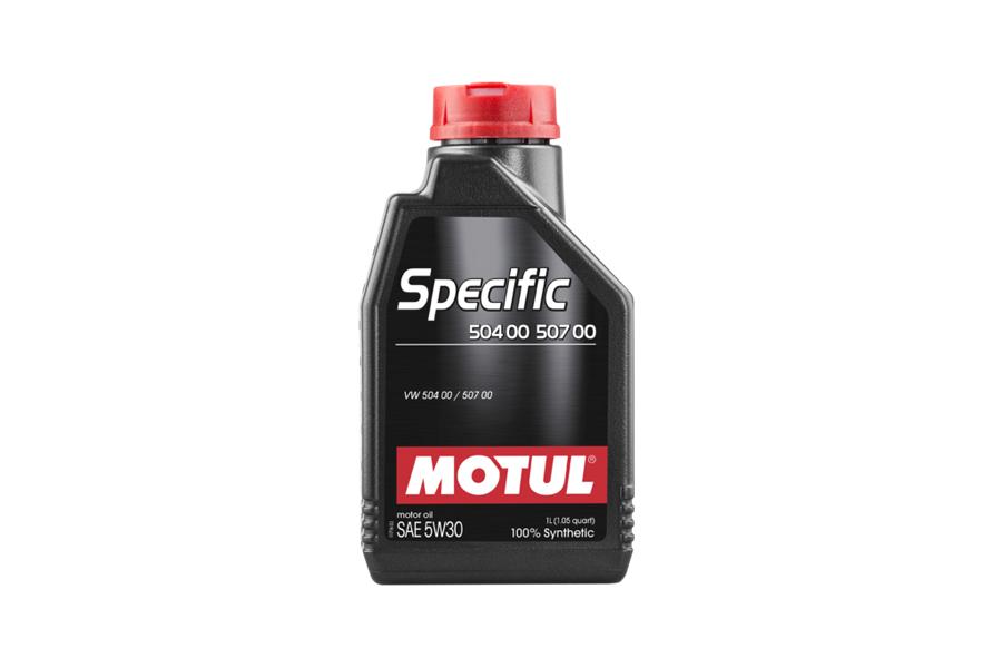 SPECIFIC 504 00 507 00 5W30 60L