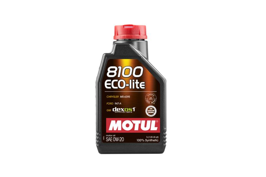8100 ECO-LITE 0W20 208L