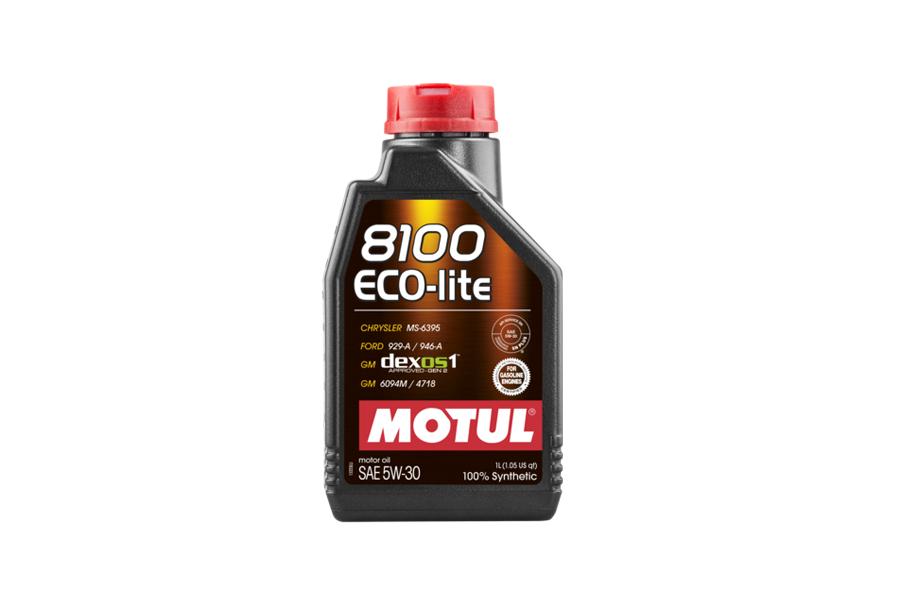 8100 ECO-LITE 5W30 12X1L