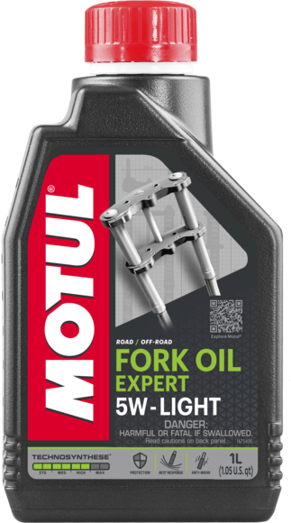 FORK OIL EXPERT LIGHT 5W 6X1L