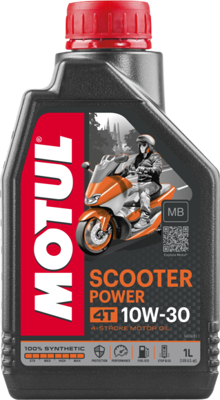 SCOOTER POWER 4T 10W30 MB 60L