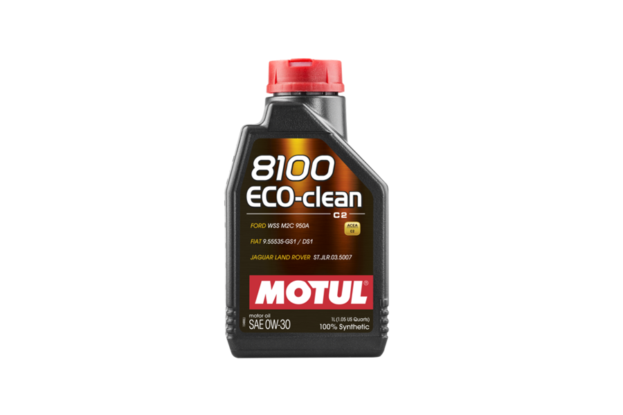 8100 ECO-CLEAN 0W30 208L