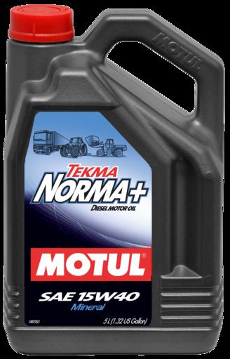 TEKMA NORMA+ 15W40 20L