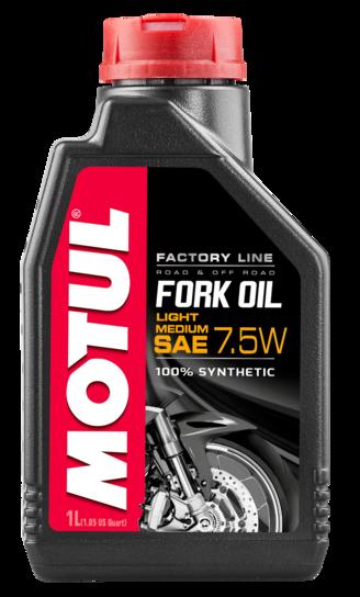 FORK OIL FACTORY LINE LIGHT/MEDIUM 7.5W