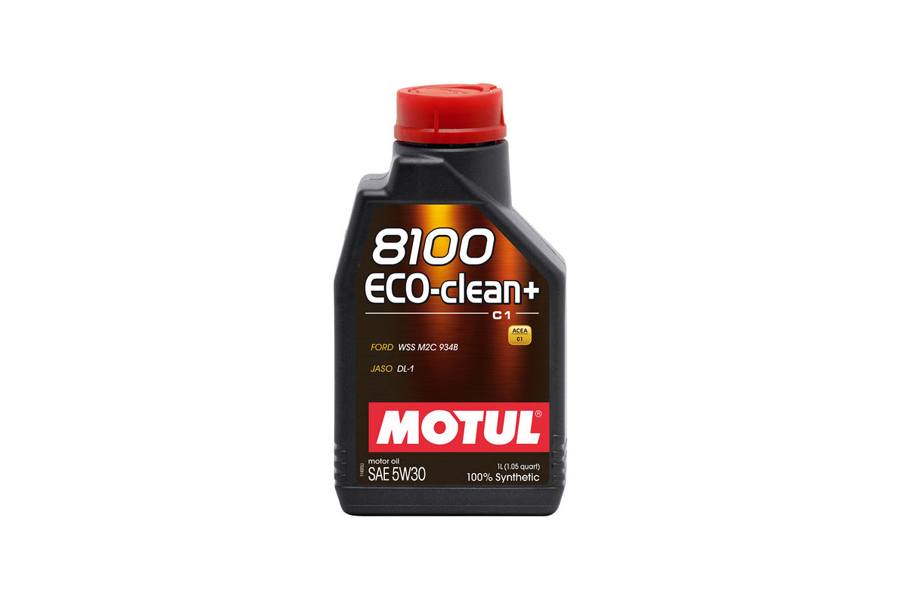 8100 ECO-CLEAN+ 5W30 12X1L