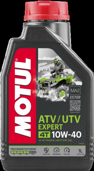 ATV UTV EXPERT 10W40 4T 12X1L