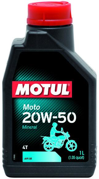 MOTO 20W50 12X1L