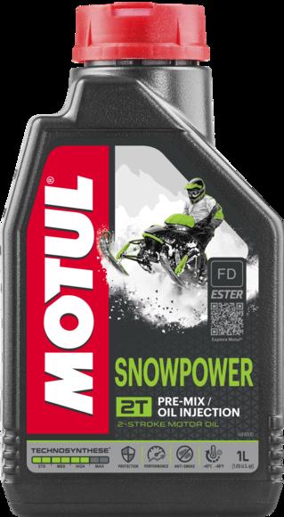SNOWPOWER 2T 4X4L C
