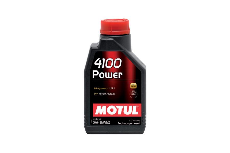 4100 POWER 15W50 4X5L