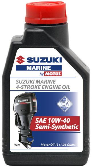 SUZUKI MARINE 4T 10W40 60L