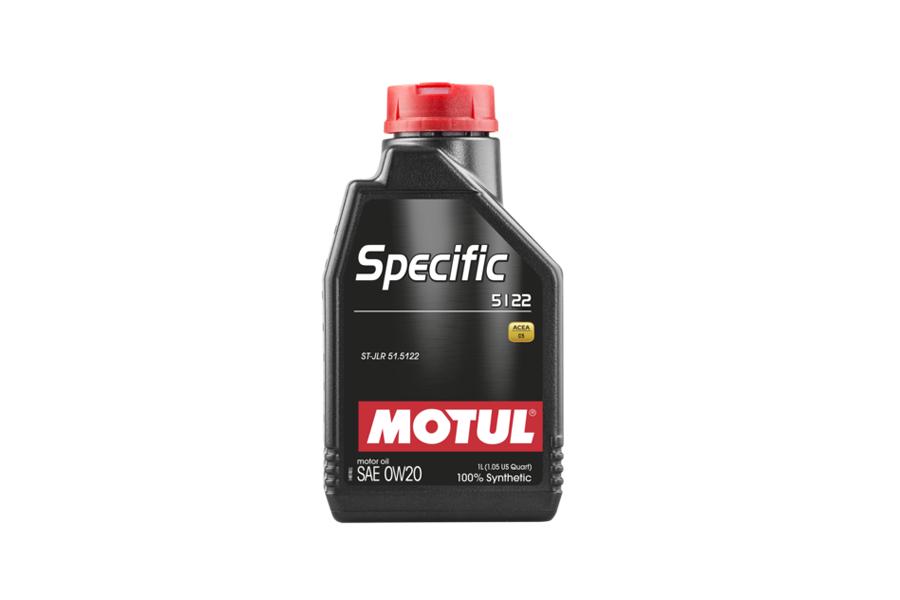 SPECIFIC 5122 0W20 4X5L