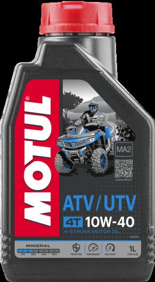 ATV-UTV 4T 10W40 12X1L