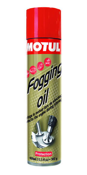 FOGGING OIL 6X0.400L