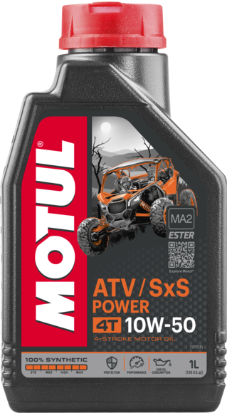 ATV-SXS POWER 4T 10W50 4X4L