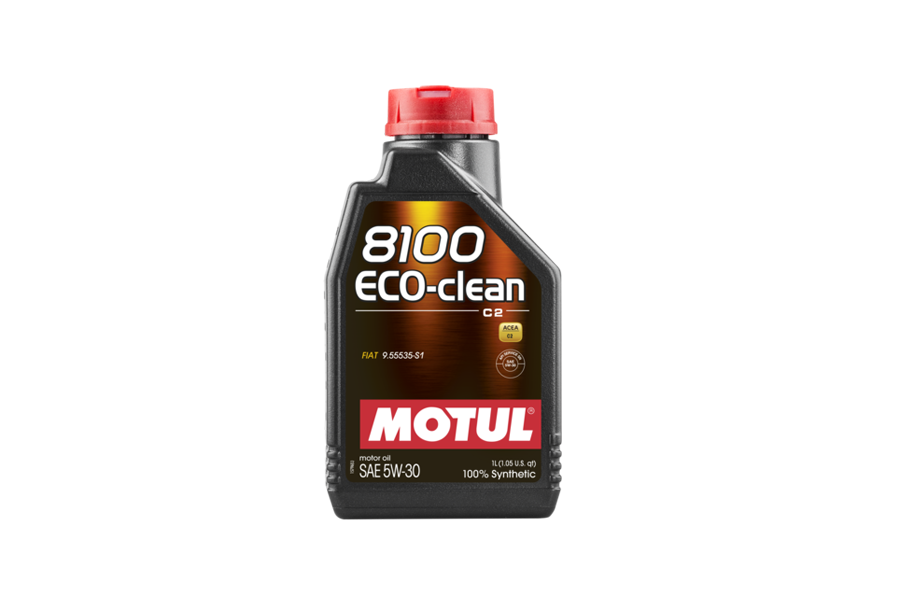 8100 ECO-CLEAN 5W30 208L
