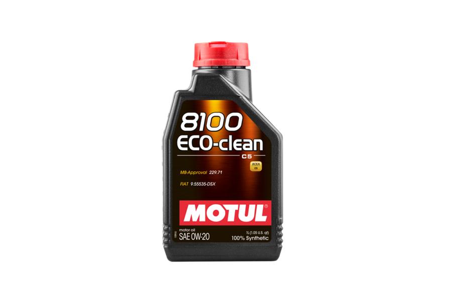 8100 ECO-CLEAN 0W20 4X5L