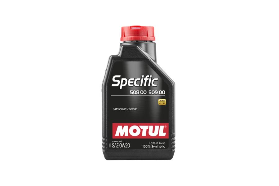 SPECIFIC 508 00 509 00 0W20 4X5L