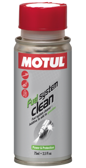 FUEL SYSTEM CLEAN SCOOTER 12X0.075L