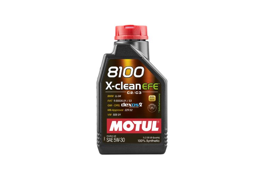 8100 X-CLEAN EFE 5W30 208L