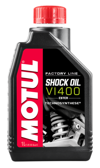 SHOCK OIL FL 6X1L