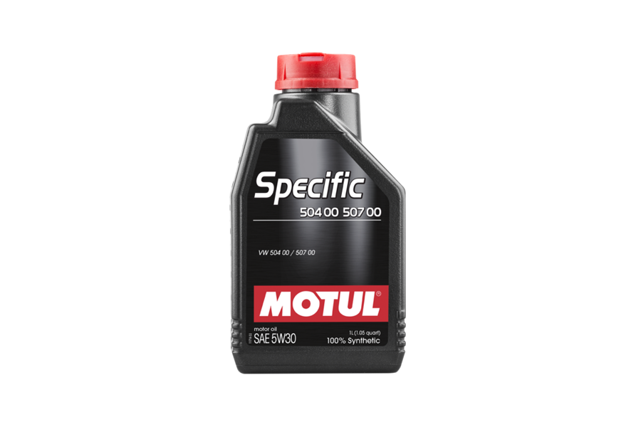 SPECIFIC 504 00 507 00 5W30 4X5L