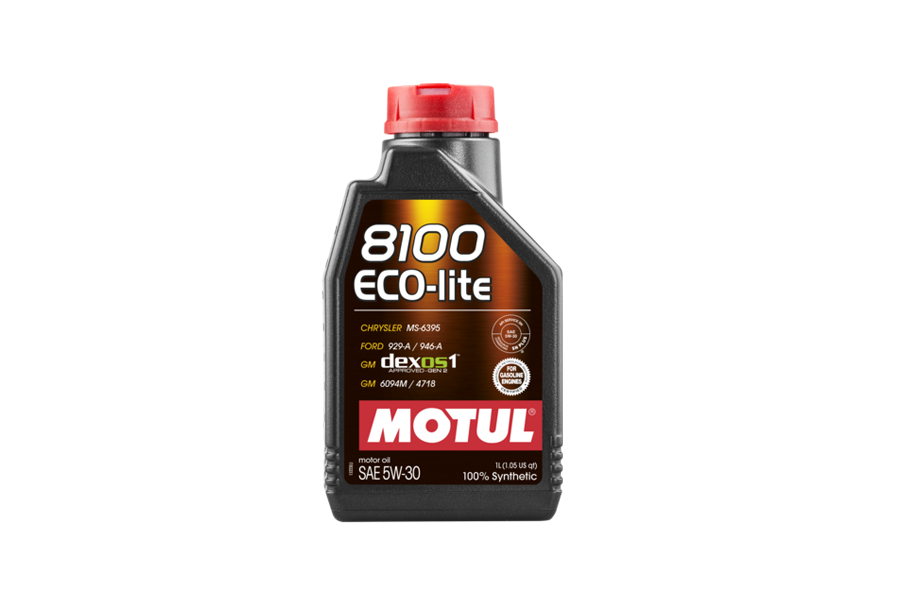 8100 ECO-LITE 5W30 4X4L